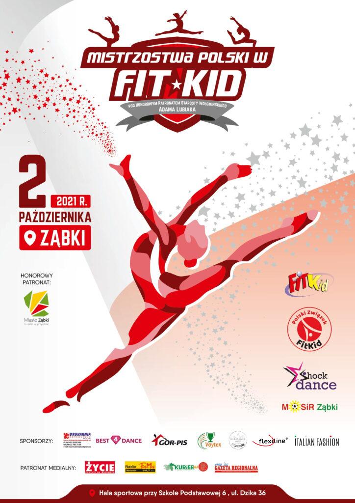 Mistrzostwa Polski w Fit Kid